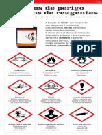 3-Símbolos Rótulos e Reagentes