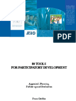 80 tools for participatory development
