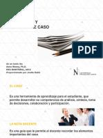 Estructura y Escritura Del Caso PPT Generales