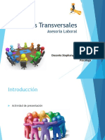 Clases Tranversales