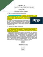 Reading 3 - Sla Theory Krashen