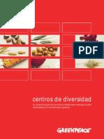 Centros de Biodiversidad