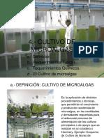 Modulo Nº 3 CULTIVO DE MICROALGAS.ppt