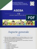 Prezentare ASEBA