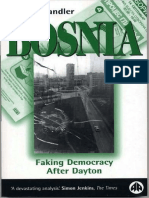 David Chandler Bosnia Faking Democracy After Dayton 2000