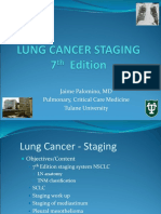 Lung Cancer Staging 7th Edition