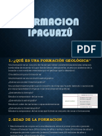 Formacion Ipaguazu