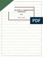 Trabajo de Investig d Civil Vi Teoria de Los Contratos