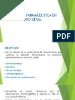 Atencion Farmaceutica en Pediatria