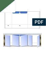 Cotizar Puertas en Aluminio y Acrilico