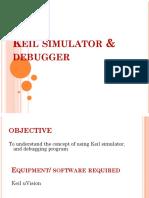 LAB 2 Keil Simulator