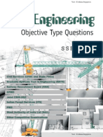 Civil Engineering Objective Type Questions by S.S.bhavi - By Civildatas.blogspot.in