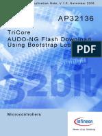 Ap3213610 TriCore AUDO NG Bootloader