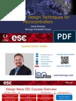 BootloaderDesignTechniquesForMCUs_Beningo