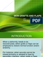 Skin Grafts and Flaps (Dr.ricko)
