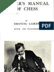 Lasker on Chess.pdf