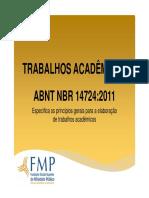 TC-2 - Apresentação de Trabalhos Acadêmicos - 2017