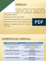 Diversificación y Programacion Curricular