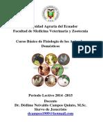 Guia General de Fisiología Básica