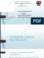 Expediente Clinico Electronico