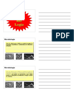 Microbiologia Clínica - Introdução
