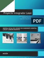 Proyecto Integrador Lean
