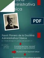 Henri Fayol y comportamiento organizacional.