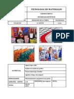 Lab - 03 2017-Materiales Sintéticos