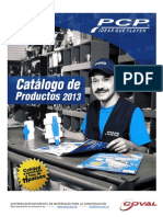 Catalogo de Collarines HDPE
