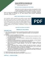 Projeto André Luiz- Estudo Obreiros Da Vida Eterna -R0