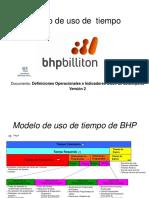 Modelo Uso de Tiempos BHP (v1.1)