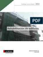 Catalogo Para Rehabilitacion de Edificios