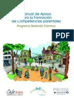 Manual Para El Desarrollo de Competencias Parent Ales