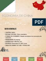 CHINA MDE