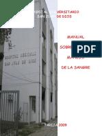 Manual de Transfusion DrUrizar