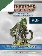 El Eco Del Honor