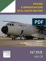 fraude e improvisacion gasto defensa espana.pdf