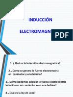 Inducción Eletcromagnética