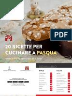 20 Ricettepercucinare Pasqua eBook