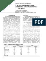 las vinazas de la destileria de alcohol contaminacion o tratamiento para evitarlo.pdf