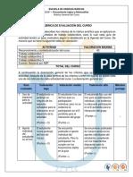 Rubrica General de Evaluacion 8-03-2016