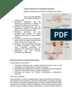Capítulo 74 - Introdução a Endocrinologia - Resumo Guyton