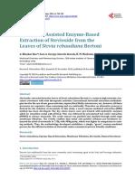 enzymas extracción 2015