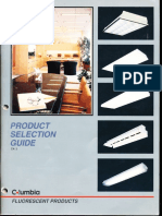 Columbia Lighting Product Selection Guide Edition 3 1996