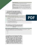 ABAP 7.4 - Chapter 05 - ABAP Debugger Program Usage