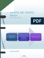 Terapia Del Grupo Milan