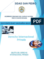 Diapositivas de Derecho Internacional