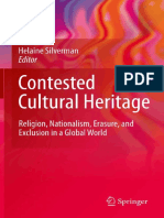 Helaine Silverman (2011) Contested Cutural Heritage.