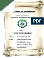 SINEFA - GESTION AMBIENTAL