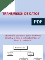 Transmision de Datos Digitales